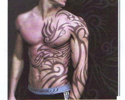 Tigger Tattoos on Tiger Tattoo Studio
